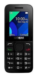 Celular Simples Alcatel 1054d Dual Chip Promoção + 2 Brindes