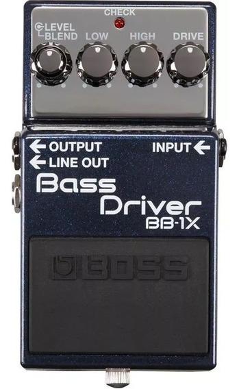 Pedal Boss Bb-1x Para Baixo Bass Driver Punch