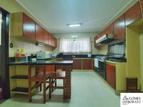 Casa Para A Locação No Bairro Vila Guiomar Em Santo André - Sp . - Ca00232 - 69274902
