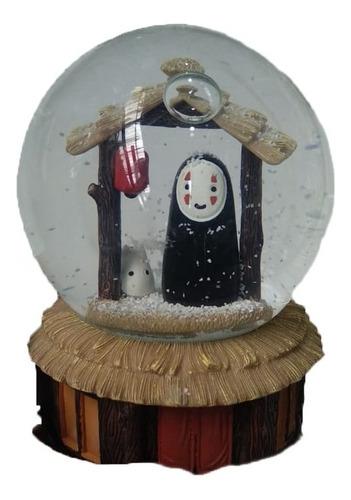 Viaje De Chihiro Spirited Away Lampara Bola De Nieve(grande)