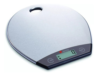 Balanza Dig De Cocina Jenny 3kg Ac Inox Control Tac Cuotas