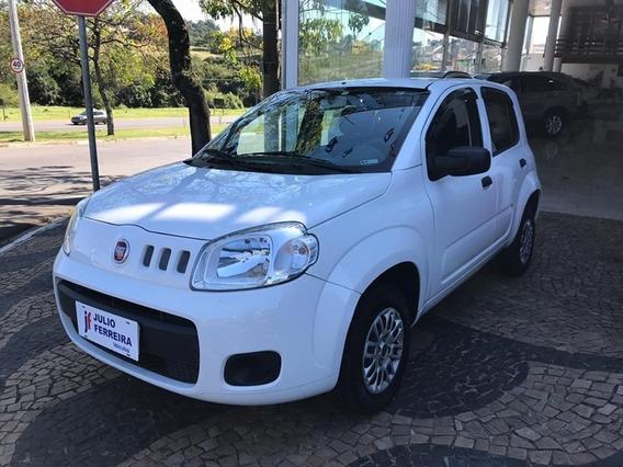 Fiat Uno 1.0 Vivace 4p Flex Branco 2015