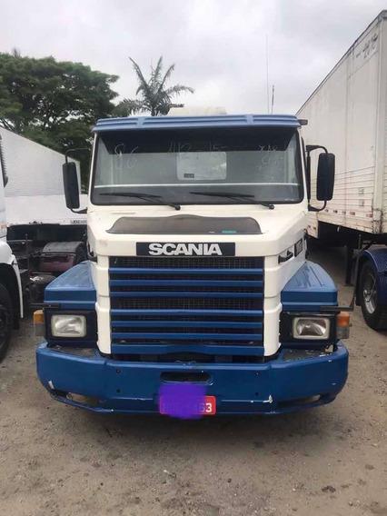 Scania 142h 4x2 1986 A/c Ar