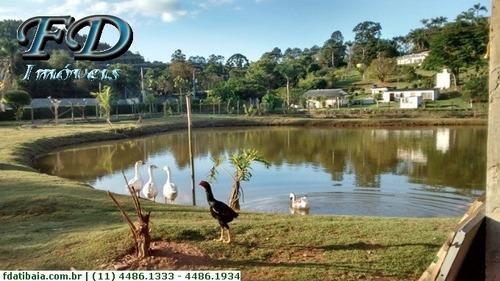 Chácaras Com Lago À Venda  Em Mairiporã/sp - Compre O Seu Chácaras Com Lago Aqui! - 1212640