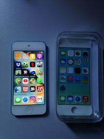 Vendo Ou Troco iPod Touch 5g 16gb (azul) Novíssimo