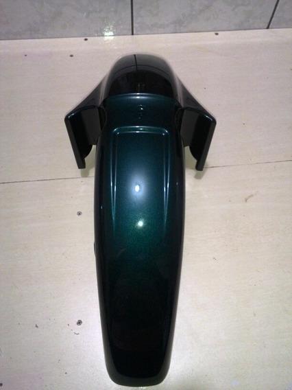 Pará Lamas Dianteiro Honda Titan 150 Novo Paralelo Verde