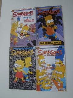 Simpsons Em Quadrinhos Coleção De Revistas De 2003 Hq
