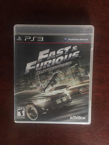 Fast & Furious Ps3 Y Shawn White Wii