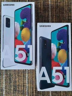 Samsung A51 128g 4gb Prefeito. Sem Sinais De Uso. 3 Meses