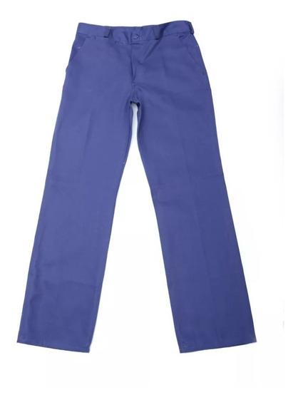 Pantalon De Trabajo Grafa 70 Con Botones