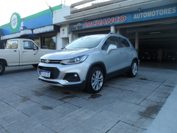 Chevrolet Tracker 4wd Premier + At
