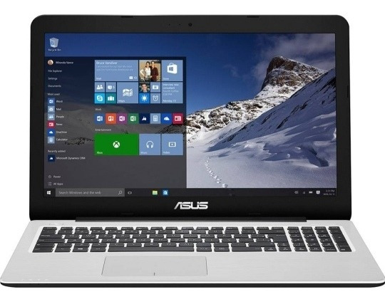 Notebook Asus Z550sa-xx002t Intel Celeron Quad Core 4gb 500g