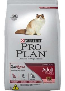 Ração Proplan Cat Frango & Arroz Gatos Adultos 7.5kg