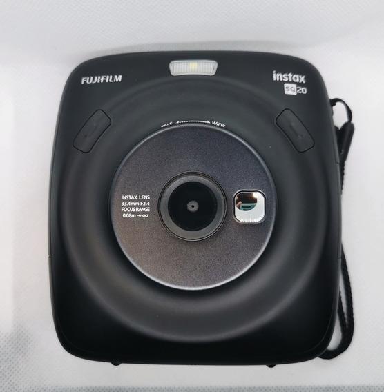 Câmera Fuji Instax Square Sq20