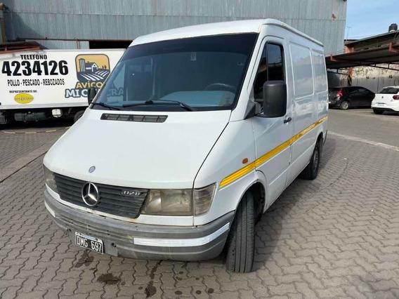 Mercedes-benz Sprinter 2.5 312 Furgon 3000 V1 2001