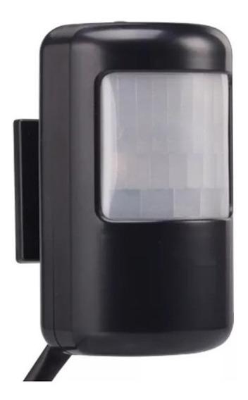 Sensor De Presença P/ Lâmpadas C/ Fotocélula Iluminação 100°