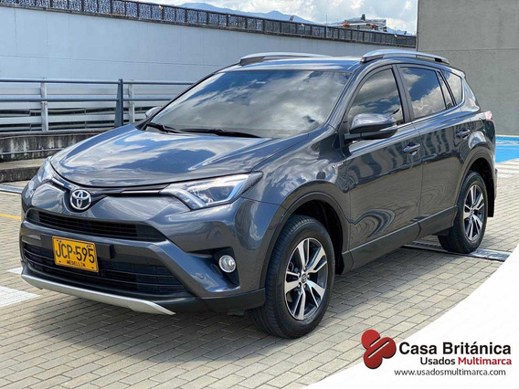 Toyota Rav4 2500cc Automatico 4x2 Gasolina