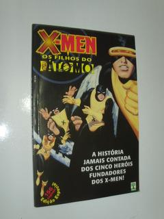 Hq X-men - Os Filhos Do Átomo - Ed Abril 2001