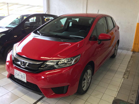 Honda Fit 1.5 Cool Mt 5 Marchas 2017