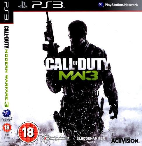 Call Of Duty Modern Warfare 3 Ps3 Digital