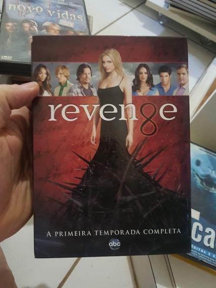 Revenge 1ª Temporada Completa Original Frete Grátis