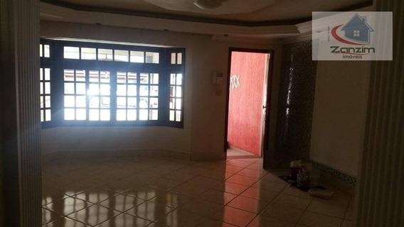 Sobrado Com 3 Dormitórios À Venda, 317 M² Por R$ 800.000 - Vila Camilópolis - Santo André/sp - So0190