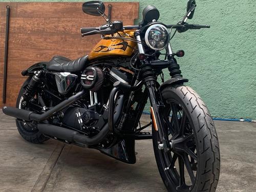 Imagen 1 de 10 de Harley Davidson Iron 883 2016