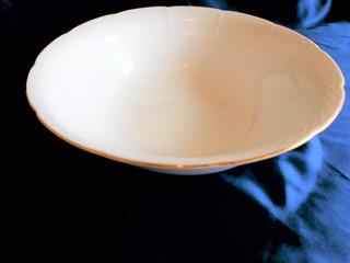 Excelente Bowl De Porcelana Checa Thun 1794 Bohemia, Nuevo