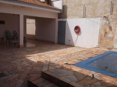 Casa Em Paraíso, Araçatuba/sp De 215m² 3 Quartos À Venda Por R$ 450.000,00 - Ca82384