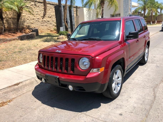 Jeep Patriot 2.4 Latitut 6vel At 2014