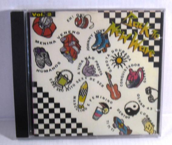 Cd Vários 80 Back To New Wave Vol 2 Lacrado Pop Rock Mpb