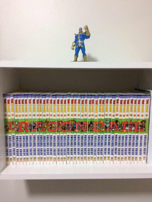 Coleção Mangá Dragon Ball 1 A 42
