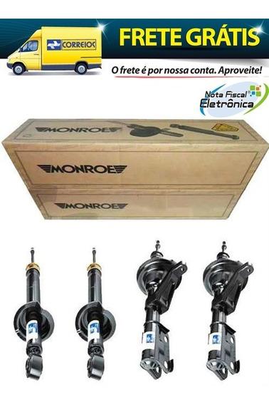 4 Amortecedores Monroe Honda Crv 2.0 2.4 2002/2006