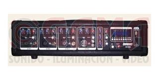 Cabezal Potenciado 1x100w 4ch A4 Lx-m4 Lexsen 3002602