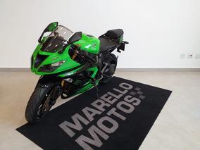 Kawasaki Ninja Zx6r - 2013 Com Abs