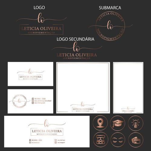 Identidade Visual - Logotipo Logomarca Submarca