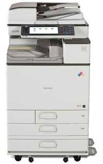 Multif. Color A3 Ricoh Mp C 2003 Rea. Cont. Hasta 121000 Pag