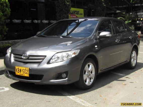 Toyota Corolla Xli 1600 Cc