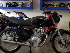 Moto Guerrero Gc 150 Urban Cg S2 Rx Sh
