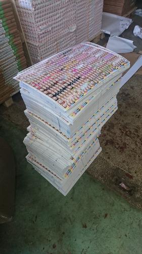 3000 Cartao Para Adesivos De Unhas Personalizados