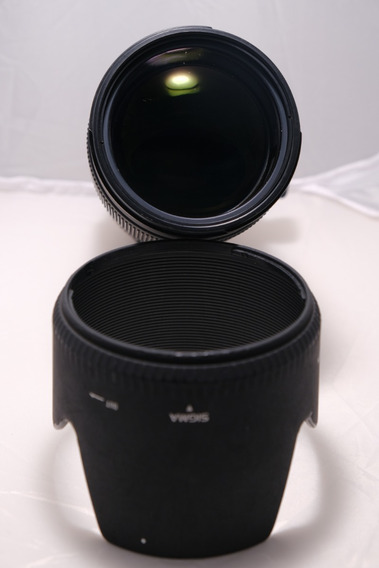 Lente Sigma 70-200mm F/2.8 Ex Dg Apo Os Hsm Para Nikon
