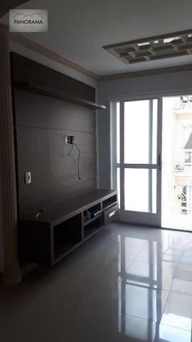 Imagem 1 de 14 de Apartamento Com 2 Dormitórios À Venda, 56 M² Por R$ 263.000,00 - Vila Planalto - São Bernardo Do Campo/sp - Ap0102