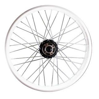 Rin Delantero Completo Italika Dm200 Blanco 1.85x21