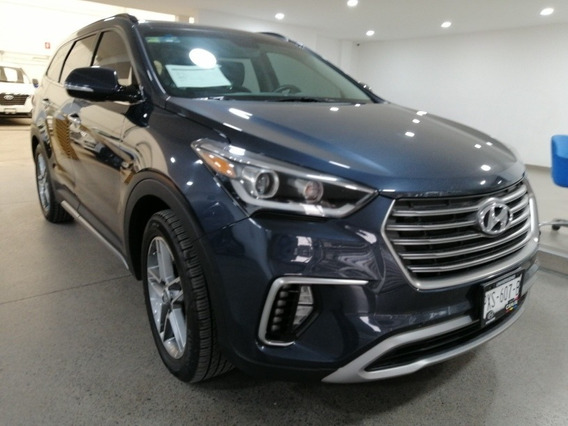 Hyundai Santa Fe 2019 3.4 Limited Tech At