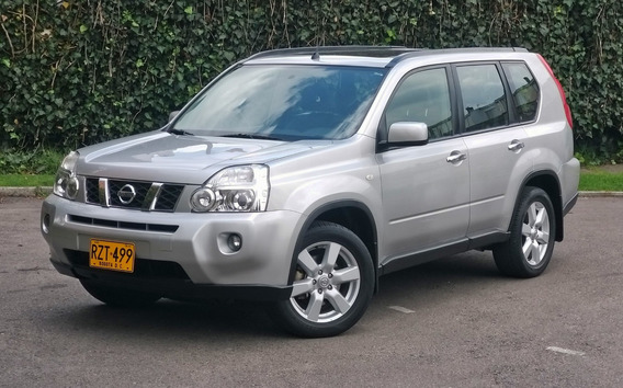 Nissan Xtrail-i 4x4 At Techo Full