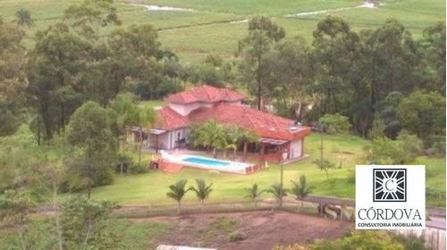 Imagem 1 de 8 de Chacara - Centro - Ref: 6524 - V-6524