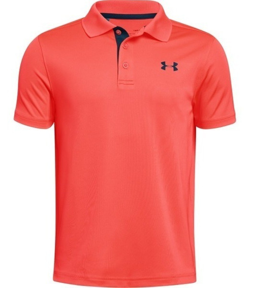 Polos Under Armour Niños Golf - New