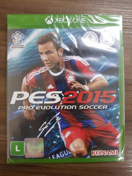 Pes 2015 Xbox One Lacrado