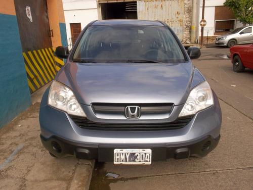 Honda Cr-v 2.4 Lx At 4wd 2008