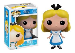 Funko Pop Alicia #49 En El Pais De Las Maravillas Disney